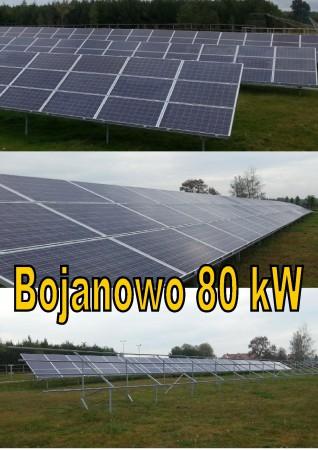 Bojanowo 80 kW