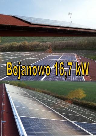 Bojanowo 16,7 kW