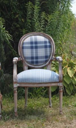 Krzesło Ludwik XVI...