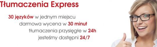 Tłumaczenia Express