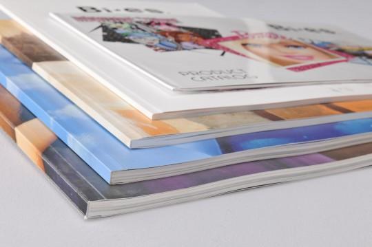 książki i katalogi...