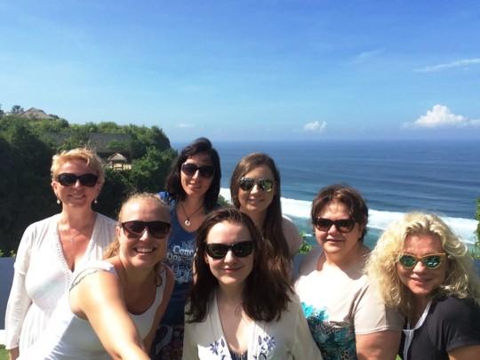 Na wyspie Bali,...