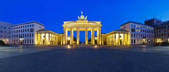 Berlin, Brama...