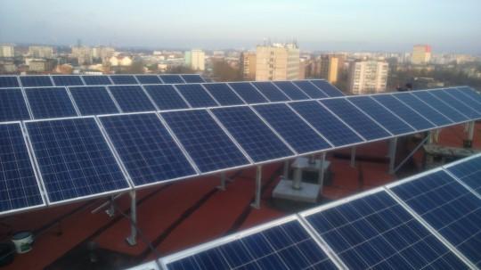 Instalacja 15 kWp w...