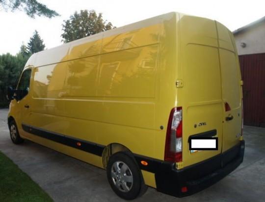 Opel Movano L3H2