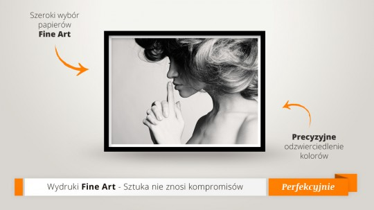 Wydruki fine art,...