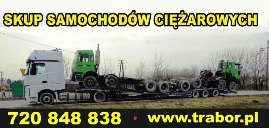 Skup ciężarowych...