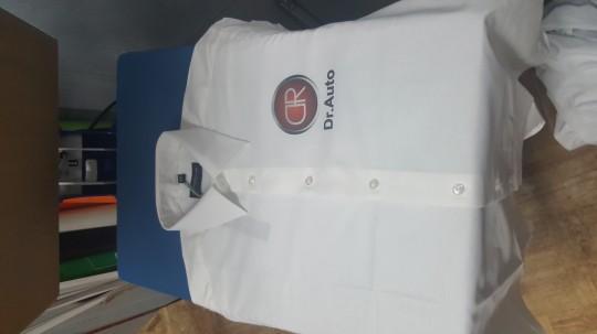 Koszula z nadrukiem...