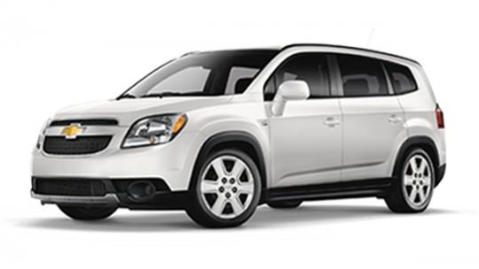 Chevrolet Orlando,...