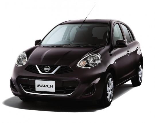 Nissan Micra, klasa...
