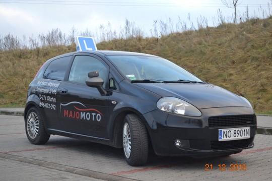 Prawo jazdy Fiat...
