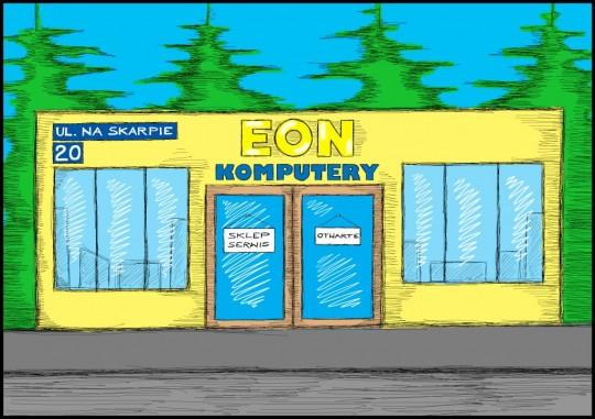 sklep komputerowy