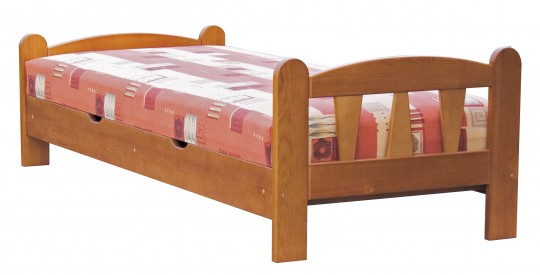 łóżka sosnowe z...