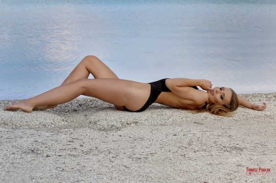 Sesja na plaży,...