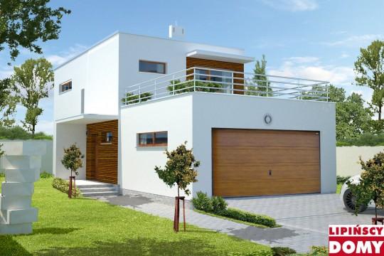 projekty domów...