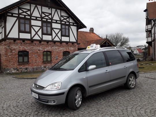 taxi Iława, przewóz...