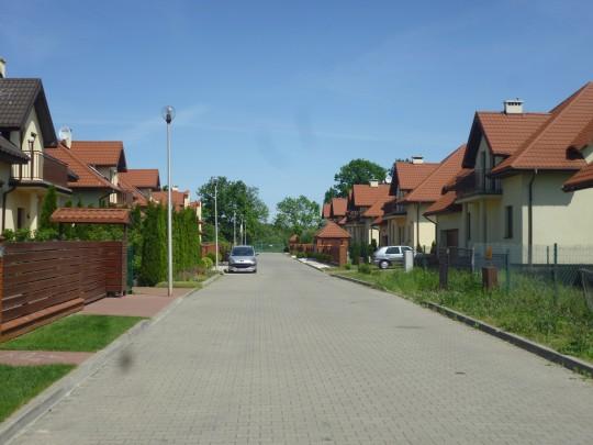 Osiedle domów Pod...