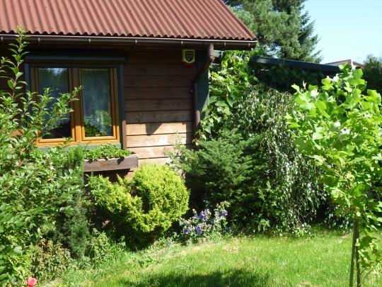 Drewniany dom pod...
