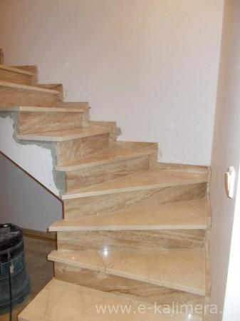 Marmurowe schody...