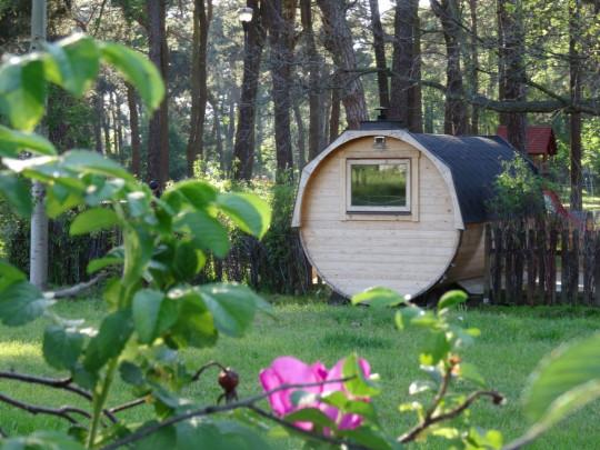 Garden SPA: sauna,...