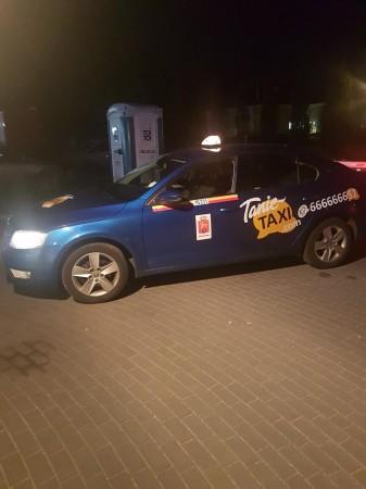 Taksówka Warszawa...