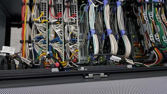 Szafa Serwer LAN po...