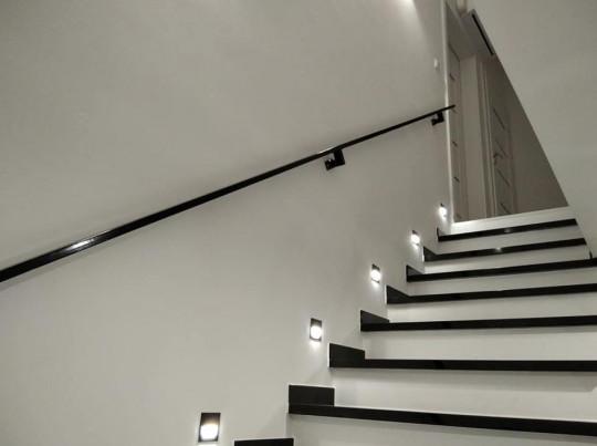 Poręcze schodowe...