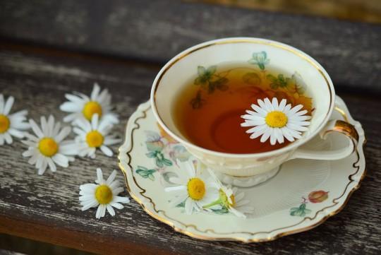 herbaty owocowe...
