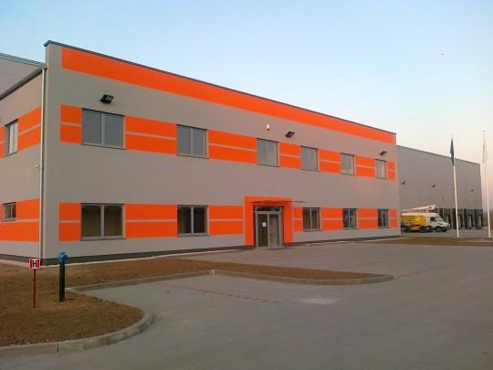 Centrum Logistyczne...