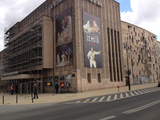 Teatr J....