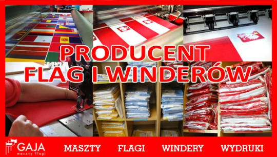 producent flag