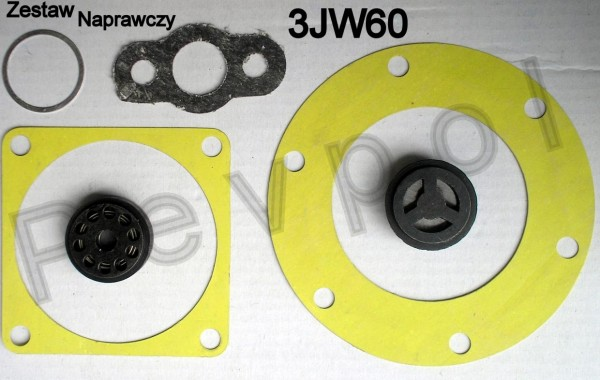 Aktualne 3JW60, ASPA, Zaworki do Sprężarki 3JW60 Kompresor 3JW60, Zestaw NA12