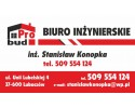 Biuro Inżynierskie Pro-Bud Stanisław Konopka