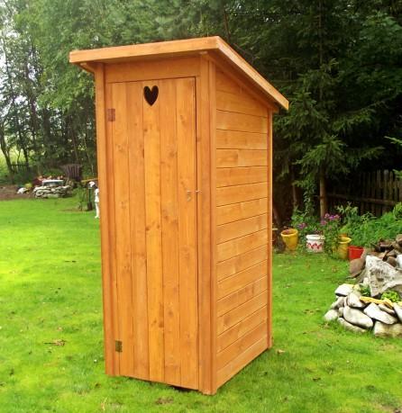 Inne rodzaje 550zł - Toaleta drewniana na ogródki działkowe WC na działkę XE24