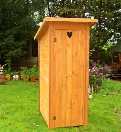 Wszystkie nowe 550zł - Toaleta drewniana na ogródki działkowe WC na działkę JK48