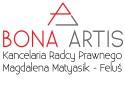 Bona Artis Kancelaria Radcy Prawnego Magdalena Matyasik-Feluś