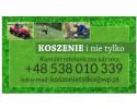 Koszenie i nie tylko - Zbigniew Poloczek