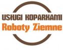 Usługi Koparkami - Roboty Ziemne