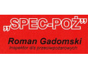 Zakład Usług Ochrony Przeciwpożarowej SPEC-POŻ Roman Gadomski